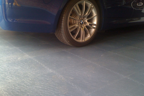 Car automotive flooring