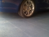Car automotive flooring
